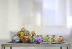 Esferas con plantas | Fotografía de Leticia Felgueroso | Compra arte en Flecha.es