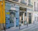 En la calle de los tres peces- Madrid   Pintura de TOMAS CASTAÑO   Compra arte en Flecha.es