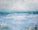 Wind on the sea   Pintura de Lucia Garcia Corrales   Compra arte en Flecha.es