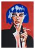 Lisa   Ilustración de Vito Thiel   Compra arte en Flecha.es