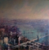N.York aereo   Pintura de ISABEL  AVILA   Compra arte en Flecha.es