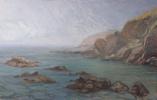 Punta Almina Ceuta | Pintura de Carlos J. Márquez | Compra arte en Flecha.es