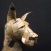 DANÉS Nº1 | Escultura de COVA ORGAZ | Compra arte en Flecha.es