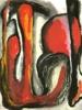 Formas sobre Blanco II   Dibujo de Mercedes Azofra   Compra arte en Flecha.es