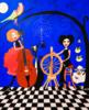 Velada Matilda | Pintura de Ángela Fernández Häring | Compra arte en Flecha.es