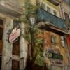Cabildo de arriba- Santander | Pintura de TOMAS CASTAÑO | Compra arte en Flecha.es