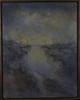 Laguna y puerto | Pintura de Javieruiz | Compra arte en Flecha.es