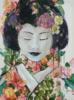 Bajo el sol de Osaka   Collage de ANA  SOLER   FERNÁNDEZ   Compra arte en Flecha.es