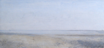 Bajamar en Las Tres Piedras III   Pintura de José Luis Romero   Compra arte en Flecha.es