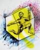 CUARENTENA | Dibujo de LuisQuintano | Compra arte en Flecha.es