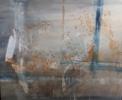 Lineas en el mar | Pintura de Maria San Martin | Compra arte en Flecha.es