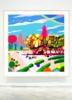 El Porqué del Buen retiro | Digital de ALEJOS | Compra arte en Flecha.es