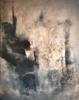 Abismo | Pintura de Cristina Ibáñez | Compra arte en Flecha.es