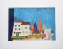 S/T de la serie Copenhague   Collage de ANALIA MALOSETTI   Compra arte en Flecha.es
