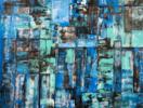 Storm   Pintura de Eddy Miclin   Compra arte en Flecha.es