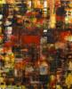 Desde el tejado   Pintura de Eddy Miclin   Compra arte en Flecha.es