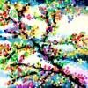 Paraíso DOT | Obra gráfica de ALEJOS | Compra arte en Flecha.es