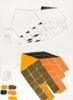 Díptico: Templo en Construcción | Dibujo de Alberto Corazón | Compra arte en Flecha.es