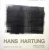Cartel Original. Galerie Im Erker   Obra gráfica de Hans Hartung   Compra arte en Flecha.es