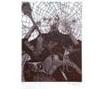 El Testamento de Don Quijote (VII) | Dibujo de François Marechal | Compra arte en Flecha.es