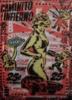 Caminito al infierno   Pintura de Carlos Madriz   Compra arte en Flecha.es