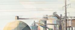 El Alto III | Pintura de Luis Monroy Esteban | Compra arte en Flecha.es