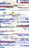 WHITE GLITCH | Pintura de Ana Dévora | Compra arte en Flecha.es