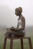 Meditación   Escultura de Charlotte Adde   Compra arte en Flecha.es