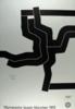 Cartel Original. Olympische Spiele München   Obra gráfica de Eduardo Chillida   Compra arte en Flecha.es