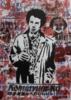 Sid Vicious II | Obra gráfica de Carlos Madriz | Compra arte en Flecha.es