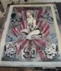 50/50 (La Noche De Los Viejos Verdes) | Ilustración de Carlos Madriz | Compra arte en Flecha.es