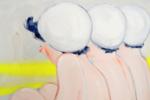 Tres   Pintura de Yana Medow   Compra arte en Flecha.es