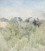 Entre la arboleda   Pintura de José Luis Romero   Compra arte en Flecha.es