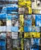 Paisaje  urbano | Pintura de Eddy Miclin | Compra arte en Flecha.es