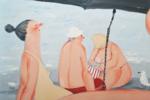Calor | Pintura de Yana Medow | Compra arte en Flecha.es