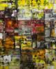 Skyline   Pintura de Eddy Miclin   Compra arte en Flecha.es