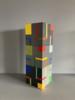 Cubes bcd | Escultura de Luis Medina | Compra arte en Flecha.es