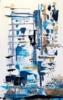 Behind the City | Collage de Florencia Zampieri | Compra arte en Flecha.es