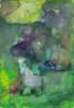 Animal pensando en dimensiones superiores   Pintura de Álvaro Marzán   Compra arte en Flecha.es