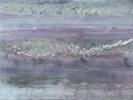 Composición gris morada   Pintura de Enric Correa   Compra arte en Flecha.es