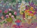 Flowers | Pintura de Arsenov Vladimir Viacheslavovich | Compra arte en Flecha.es