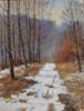 Early Spring | Pintura de Bessaraba Leonid Pavlovich | Compra arte en Flecha.es
