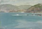 Galicia Blue   Pintura de Ignacio Mateos   Compra arte en Flecha.es