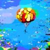 El Globo del Parque del Buen Retiro | Obra gráfica de ALEJOS | Compra arte en Flecha.es