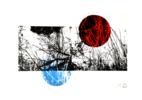 El bosque translúcido 17 V/E II | Obra gráfica de Josep Pérez González | Compra arte en Flecha.es