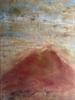 Montaña roja | Pintura de Enric Correa | Compra arte en Flecha.es