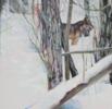 Cuando llega el invierno | Pintura de María Durá | Compra arte en Flecha.es