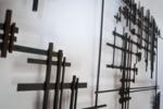 MAPA MUNDI XXIV   Escultura de pared de María Hervás   Compra arte en Flecha.es