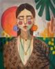 Llorona | Pintura de Federica | Compra arte en Flecha.es