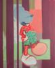 Imaginario colectivo bajo copyright | Pintura de Irene Marzo | Compra arte en Flecha.es